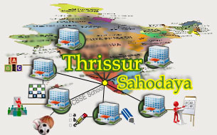Sahodaya Thrissur Activities In Pictorial Representation